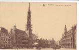 BRUXELLES HOTEL DE VILLE ET GRAND PLACE - Monuments, édifices