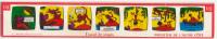 """Bande 6 Vues (1968) Pour Projecteur Minema Meccano Triang : """"Travail De Singes"""" N° 115, Walt Disney Productions - Antikspielzeug"""