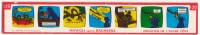 """Bande 6 Vues (1968) Pour Projecteur Minema Meccano Triang : """"Mowgli Sauve Bagheera"""" N° 120, Walt Disney Productions - Giocattoli Antichi"""