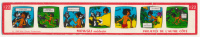 "Bande 6 Vues (1968) Pour Projecteur Minema Meccano Triang : ""Mowgli Médecin"" N° 122, Walt Disney Productions - Antikspielzeug"
