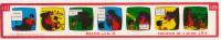 "Bande 6 Vues (1968) Pour Projecteur Minema Meccano Triang : ""Baloo Est K.O."" N° 123, Walt Disney Productions - Giocattoli Antichi"