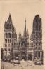 France Rouen La Cathedrale Notre-Dame 1932