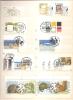 Belgique ( Lot De Timbres Des Années 1992/1993 En Oblitération Premier Jour à Voir) - Belgium