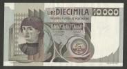 ITALIA - 10000 Lire DEL CASTAGNO (Firme: Baffi / Stevani - Decr. 29/12/1978) - [ 2] 1946-… : Repubblica