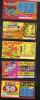 MALTA - 5 OLD LOTTERY TICKETS - - Lottery Tickets