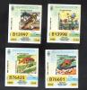 MALTA - 4 OLD LOTTERY TICKETS - 1996 - Lottery Tickets