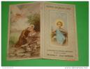 Calendarietto Anno 1953 - Orfanatrofio Femminile Antoniano SAMPIERDARENA,Genova - Santino Serie AR Dep - Calendriers