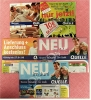 5 X Quelle Reklame Prospekte Von 2006 / 2008 - über 150 Seiten - Reklame