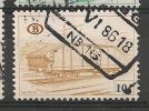 BELGIE BELGIQUE TR442 Cote 0.50€ Oblitéré Gestempeld Used - 1952-....