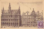 92 BRUXELLES GRAND PLACE MAISON DU ROI - Monuments, édifices