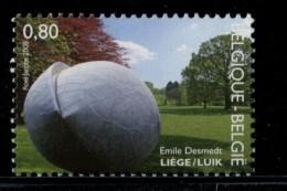 222 239 483 BELGIE POSTFRIS MINT NEVER HINGED POSTFRISCH EINWANDFREI OCB 3795 Beeldentuinen - Unused Stamps