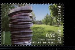 222 239 582 BELGIE POSTFRIS MINT NEVER HINGED POSTFRISCH EINWANDFREI OCB 3796 Beeldentuinen - Unused Stamps
