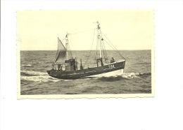 Westende Retour De Pêche Terug Van De Visvangst - Westende