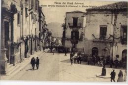 PA 268 -Piana Degli Albanesi  (Palermo) – Piazza V.E.II  E … - Italia
