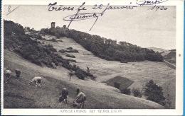 --KASSELBURG BEI GEROLSTEIN -- ANIMEE -- F.M.  1920 - Allemagne