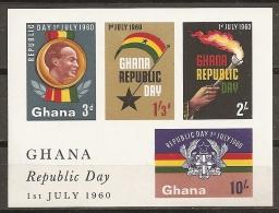 GHANA 1960 - Yvert #H2 - MNH ** - Ghana (1957-...)