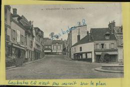 CPA 27, NONANCOURT, Vue Prise Place Des  Halles,   , Juin 2013 171 - Frankrijk