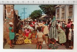 Jamaica, W. I. - Market Scene - Jamaïque