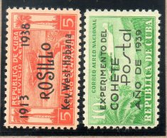 CUBA : PA N° 30/31 * - Poste Aérienne