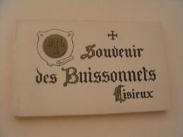 CARNET DE 18 CARTES ...SOUVENIR - Lisieux