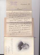 Joseph Chapeau, Chanoine De Blois, Calendrier Perpétuel, Lettre Autographe 2 Pages, 1932 (  Port Offert, Free Shipping ) - Livres, BD, Revues