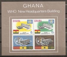 GHANA 1966 - Yvert #H21 - MNH ** - Ghana (1957-...)