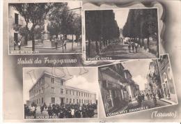 Taranto - Saluti Da Fragagnano (Taranto) - Taranto