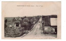 HARTENNES-et-TAUX/02/Rue De Tigny/Réf:4599 - France