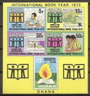 GHANA 1972 - Yvert #H49 - MNH ** - Ghana (1957-...)
