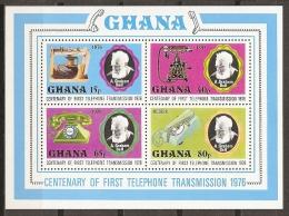 GHANA 1976 - Yvert #H64 - MNH ** - Ghana (1957-...)