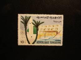 TIMBRE NEUF TUNISIE - JERBA - DJERBA - 10m - REPUBLIQUE TUNISIENNE - Tunisia Station Balnéaire Summer Sea Station Resort - Tunisie (1956-...)