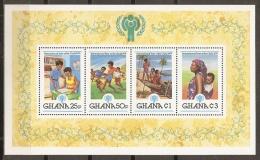 GHANA 1980 - Yvert #H80 - MNH ** - Ghana (1957-...)