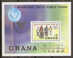 GHANA 1981 - Yvert #H91 - MNH ** - Ghana (1957-...)