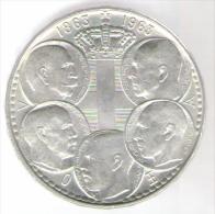 GRECIA 30 DRACHMAI 1963 AG SPL/XF - Grecia