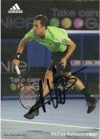 Autographe : Tennis : Philipp Kohlschreiber - Autografi