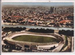 Vue Aérienne - Le Stade Vélodrome Et Vue Génrale - Reims