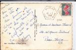 BASE AERIENNE - 1960 - CARTE De SALON AIR (BOUCHES DU RHONE) - Marcophilie (Lettres)