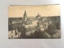 ACQUI DUOMO CON PANORAMA DEL 1916 NON  VIAGGIATA BUONO STATO - Alessandria