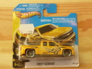 Hot Wheels 168, Chevrolet Silverado - Voitures, Camions, Bus