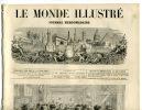 Le Havre Concours International De Tir 1874 - Magazines - Before 1900