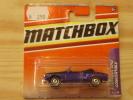 Matchbox 22, VW Karmann Ghia Convertible - Non Classés