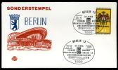 27931) Berlin - Brief - SoST 1000 BERLIN 12 Vom 23.9.1979 - BEPHILA 30 Jahre Verband Philatelistenvereine - Poststempel - Freistempel