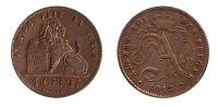 N1532 - Belgique: Albert I: 1 Centime 1912 Légendes Françaises - 1909-1934: Albert I