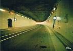 MODANE (Savoie) - Intérieur Du Tunnel Alpin De FREJUS, Maître D´ouvrage Société  Française Du Tunnel De Fréjus - 2 Scans - Modane