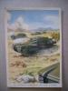 """Cartolina Militare Fanteria """"I Nostri Fanti Avanzano, Preceduti Da Carri Armatipotenti E Formidabili"""" 1935ca. - Manovre"""