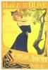 HUILE D'OLIVE Caisson & Brocard NICE A.gimello  -REPRODUCTION - Publicité