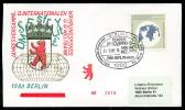 27970) Berlin - Brief - SoST 1000 BERLIN 12 Vom 21.9.1988 - International Monetary Fund The World Bank Group - Affrancature Meccaniche Rosse (EMA)