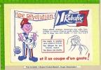 BUVARD : Une Revolution RUBAFIX  Materiel D´ecole - Papeterie
