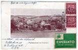 PULETSCHNEI BEI GABLONZ-ESPERANTO LABEL AT FRONT / WRITTEN IN ESPERANTO - Tschechische Republik