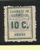 Greve D'amiens - Neuf Avec Trace De Charniere - Strike Stamps